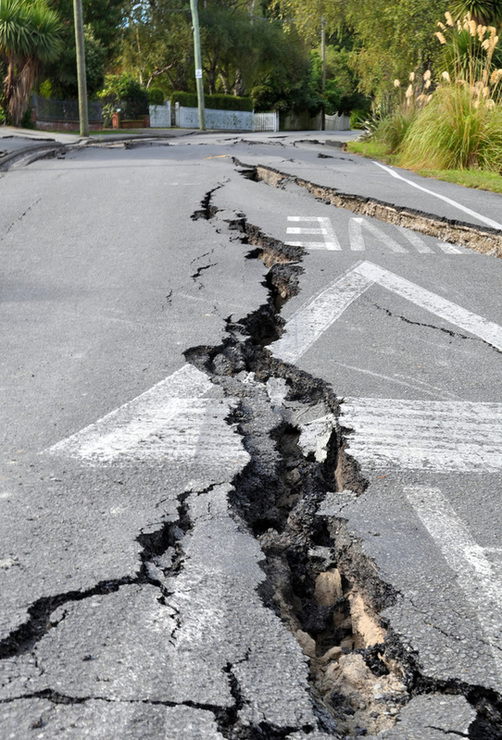 Get Earthquake Insurance Quote